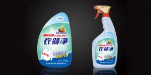清洁剂标签