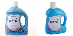 日化洗衣液标签
