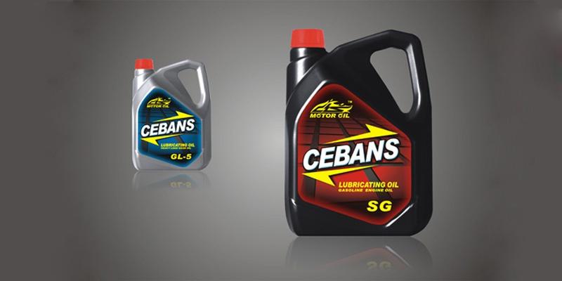 润滑油标签