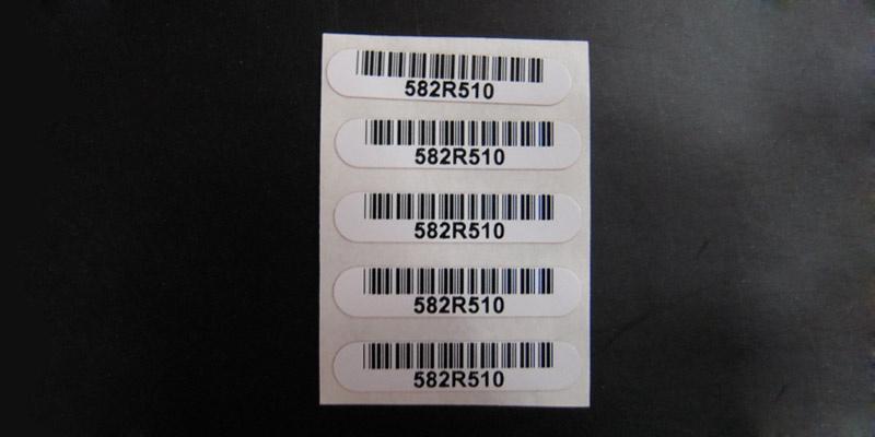 轮胎标签纸